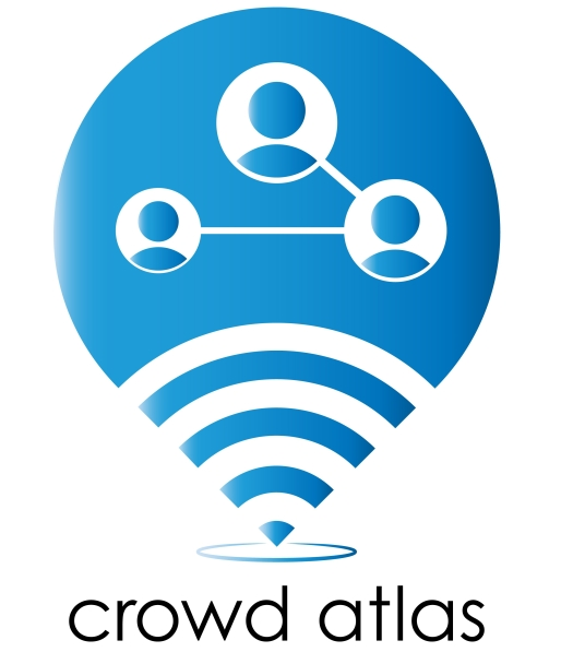 Crowd Atlas Logo Complete_Complete Logo (w- name - no border)_Complete Logo (w- name